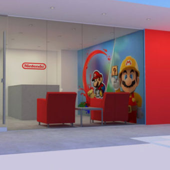 kohn architecture nyc office retail and commercial architects designing nyc nintendo offices in nyc buildings