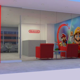 nintendo offices design and architecture by kohn architecture nyc