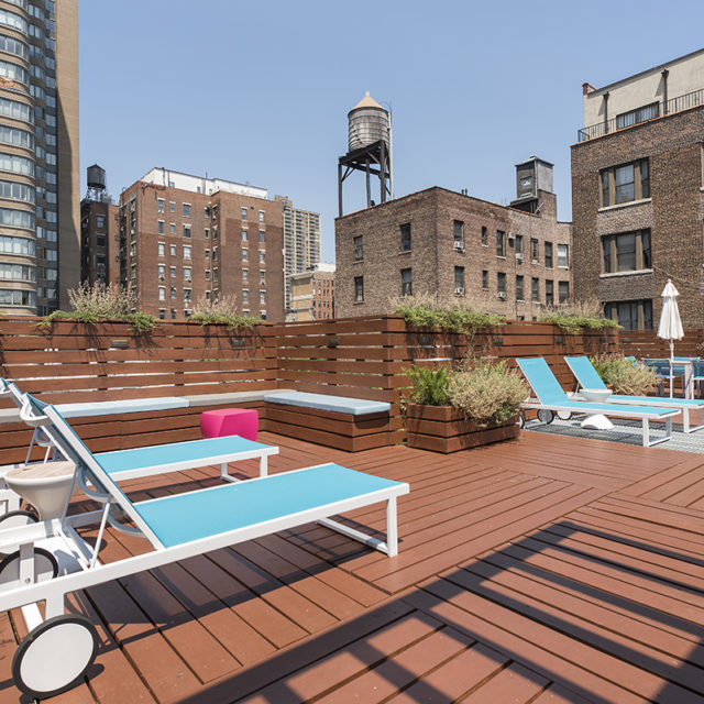 roof deck design and architecture for nyc dob building codes permit and zoning