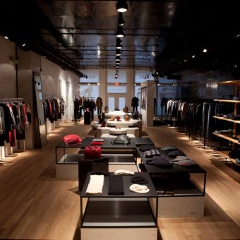 Surface to Air, Modern & Edgy Retail Design