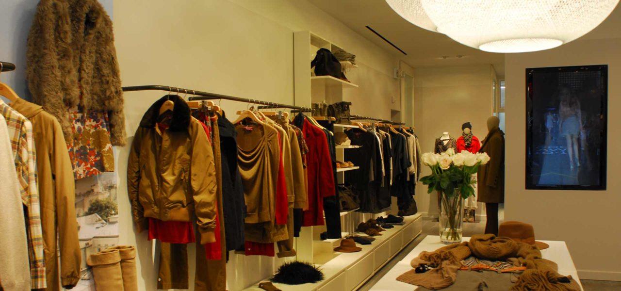 comptoir de cotonniers retail architecture and retail design by kohn architecture nyc