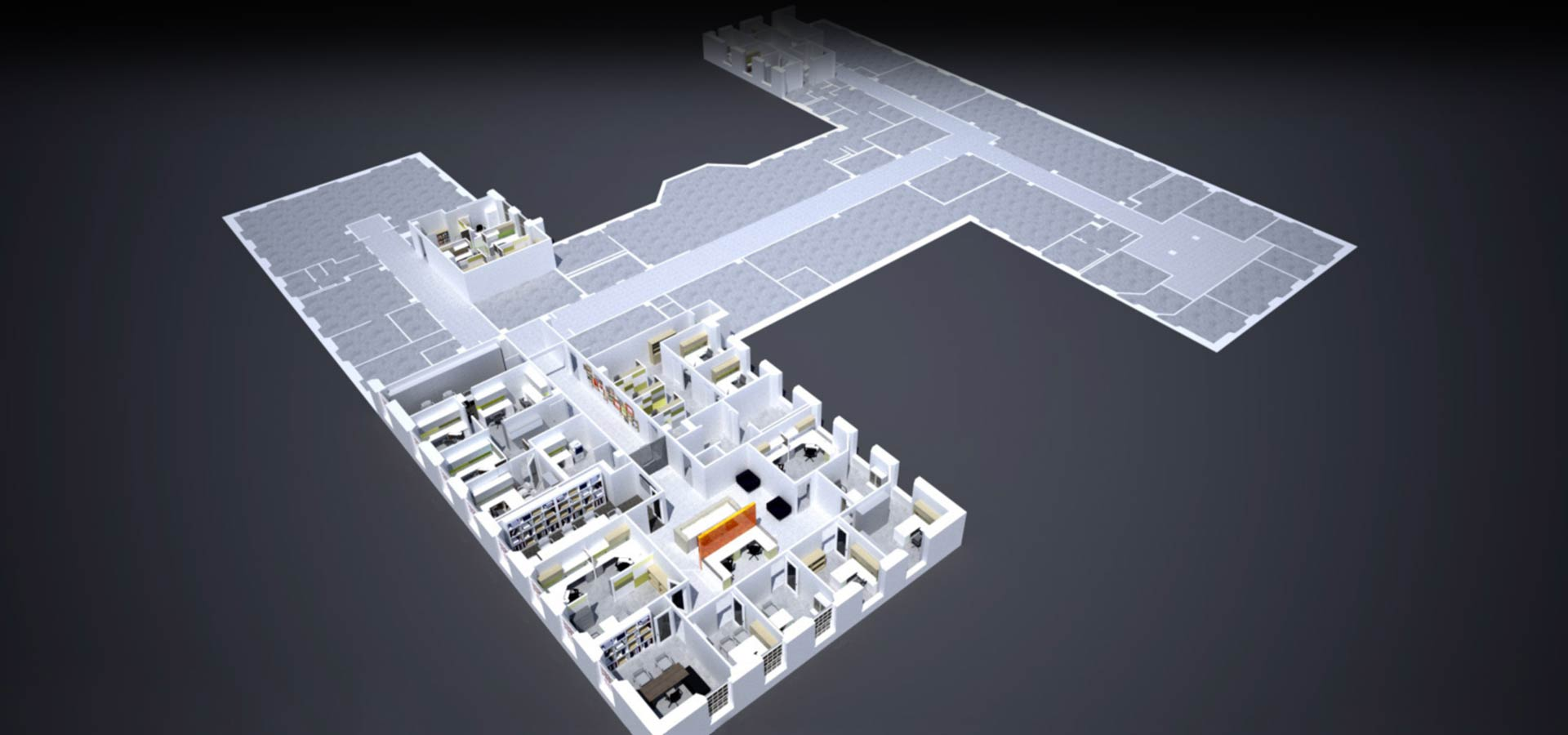 architectural blueprint and design of offices for el museo overview and architecture for nyc department of buildings zones and code compliant architecture