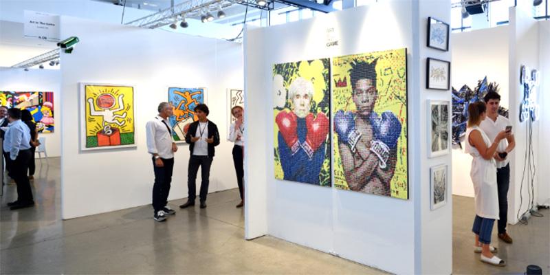 The Spring Studio Art Exhibit